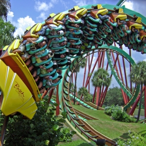 The Fifteen Most Thrilling Roller Coasters in the World