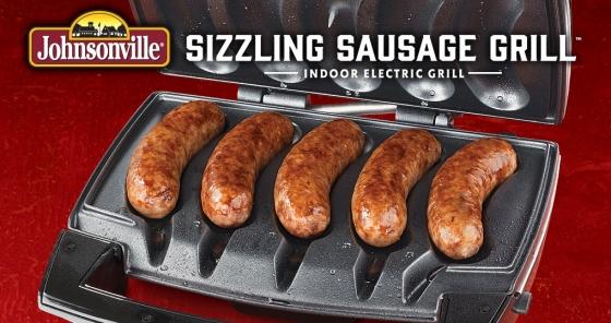 Johnsonville Sausage Grill 560x296