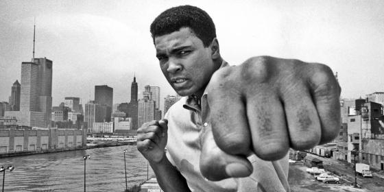 Muhammad Ali Punch 560x280
