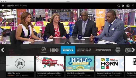 SlingTV ESPN2 560x324