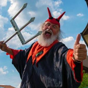 The Tour de France Devil : Didi Senft
