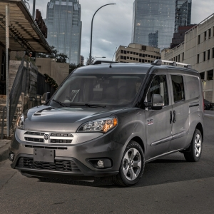 2016 Ram ProMaster City : Review