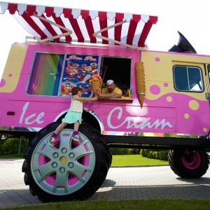 Pimp My Ice Cream Truck