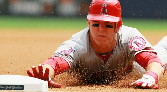 mike trout 560x309