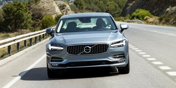 2017 Volvo S90 Performance 560x280