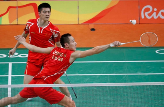 China Badminton 560x368