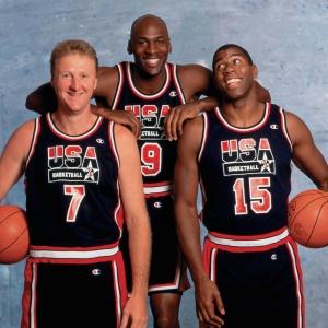 Ranking the USA Men's Basketball Olympic Teams