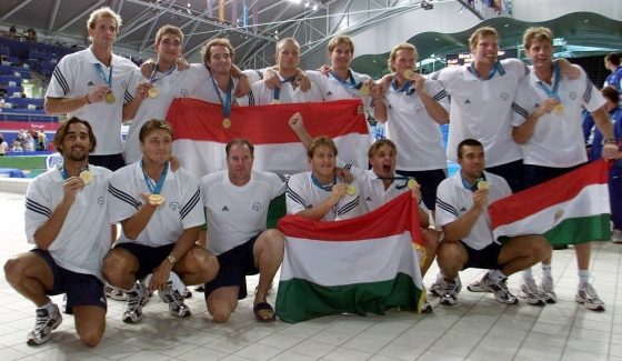 Hungary Water Polo 560x325