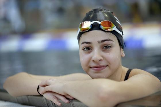Yusra Mardini 560x373