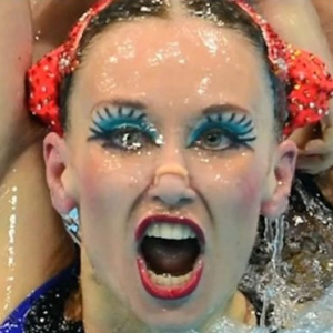 The Horror that is Synchronized Swimming