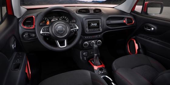 2016 Jeep Renegade Interior 1 560x280