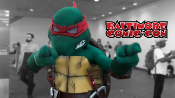 Baltimore Comic Con 560x315