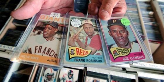 Baseball Cards 560x280