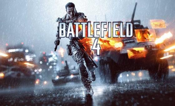 Battlefield 4 560x340