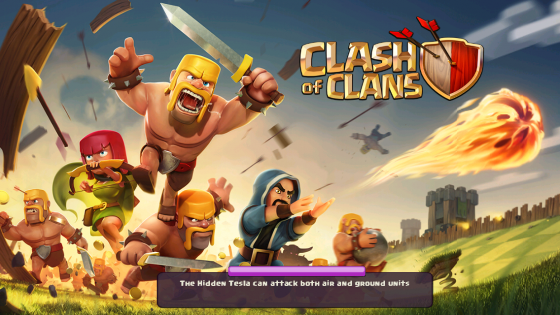 clash of clans 560x315
