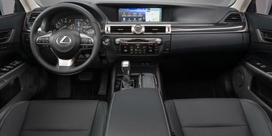 2016 Lexus GS 200T Interior 1 560x280