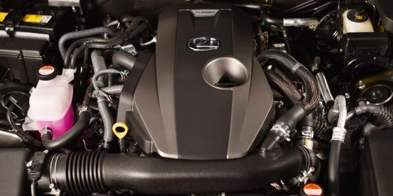 2016 Lexus GS 200T Performance 2 560x280