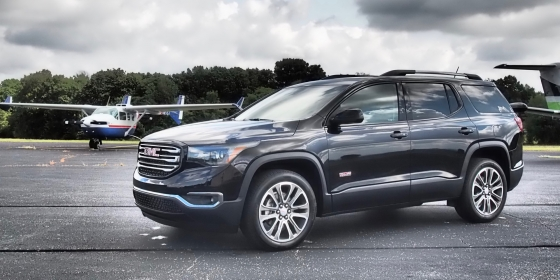 2017 GMC Acadia Performance 1 560x280
