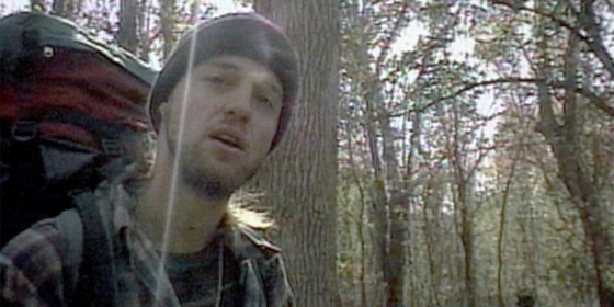 Joshua Leonard The Blair Witch Project 560x280