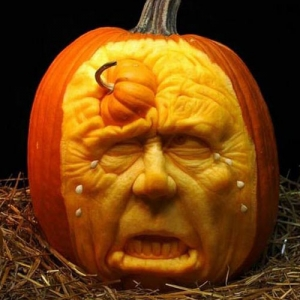 Creatively Carved Pumpkins