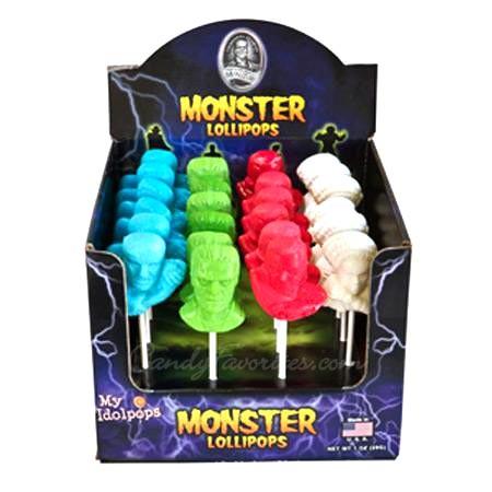 my idolpops monster lollipops