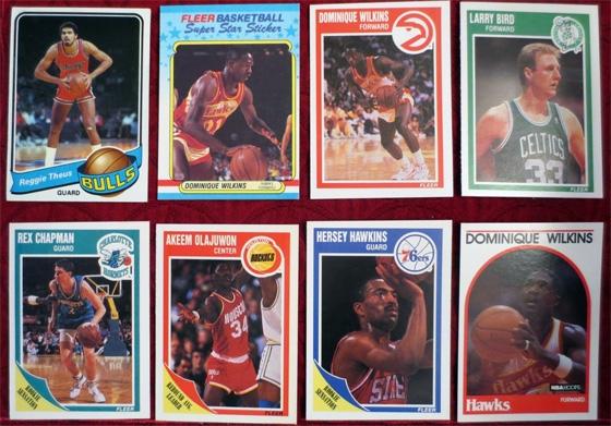 Basketball Cards 560x391