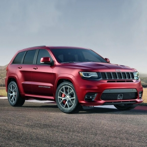2017 Jeep Grand Cherokee SRT : Review