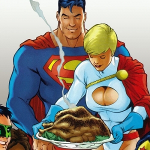 Rockwell's Thanksgiving Parodies