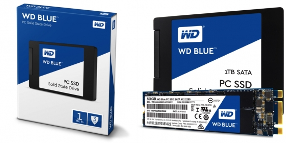 WD Blue SSD 560x280