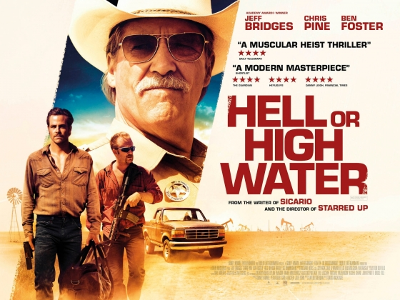 hell or high water uk quad poster 560x420