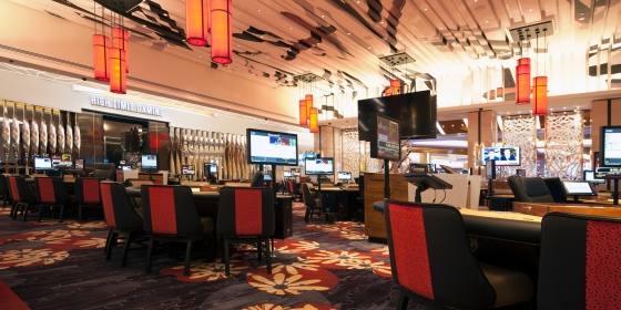 MGM National Harbor High Limit Gaming 560x280