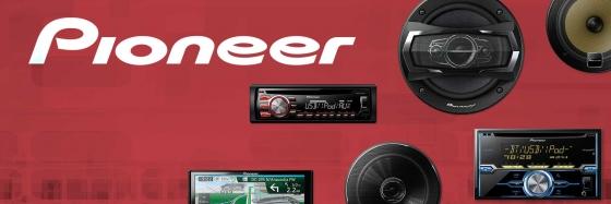 Pioneer Audio 560x187