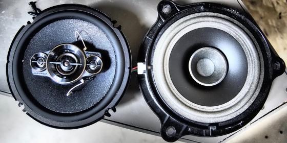 Pioneer Speaker Insall 6 560x280