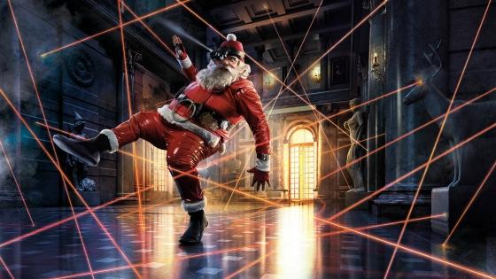 Santa Claus Action Hero 560x315