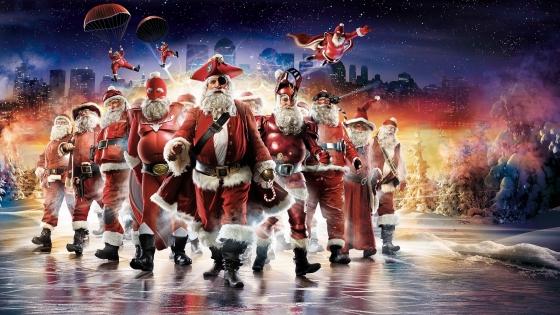 Santa Claus Action Hero Movie 560x315