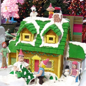 Extreme Makeover Gingerbread Edition