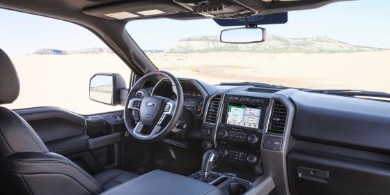 2017 Ford Raptor 2 560x280