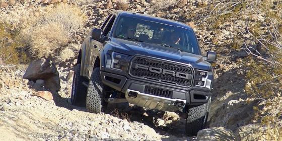 2017 Ford Raptor 7 560x280