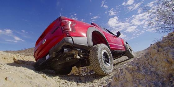 2017 Ford Raptor 8 560x280