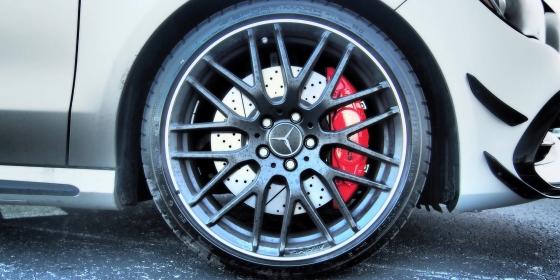 AMG CLA45 Wheels 560x280