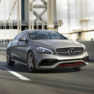 2017 Mercedes-AMG CLA45 : Review