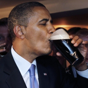 Five US Presidents it Would be Awesome to Get Drunk With