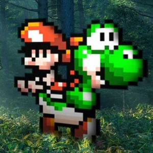 Classic Video Game Sprites in Real Life