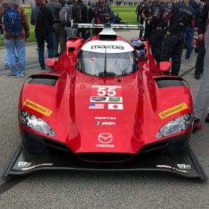Rolex 24 at Daytona with Mazda Motorsports