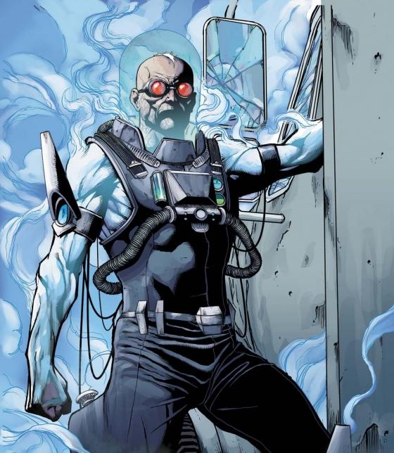 Mr. Freeze New 52 560x644