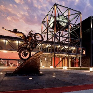 The Harley-Davidson Museum