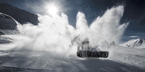 Snowboard 560x280