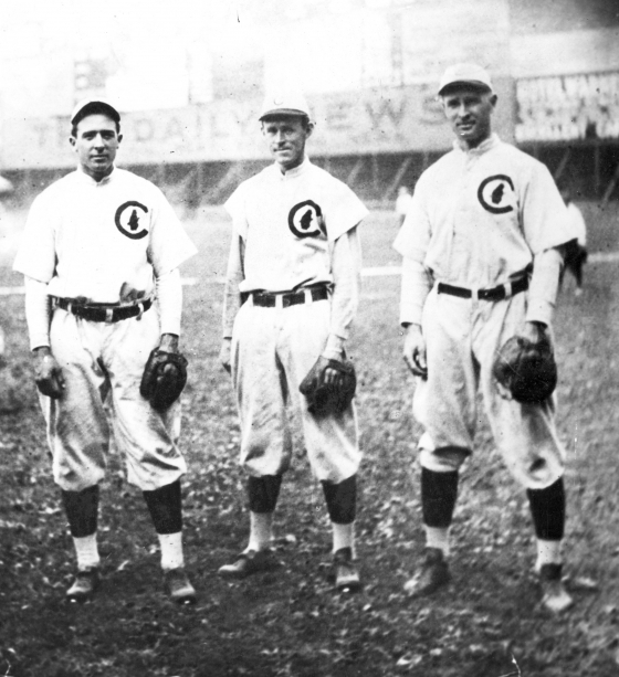 1906 Chicago Cubs 560x613