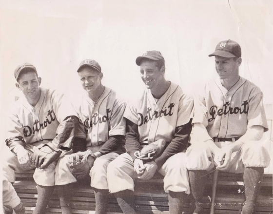 1935 Detroit Tigers 560x439