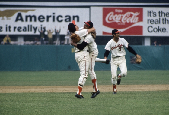 1970 Baltimore Orioles 560x383